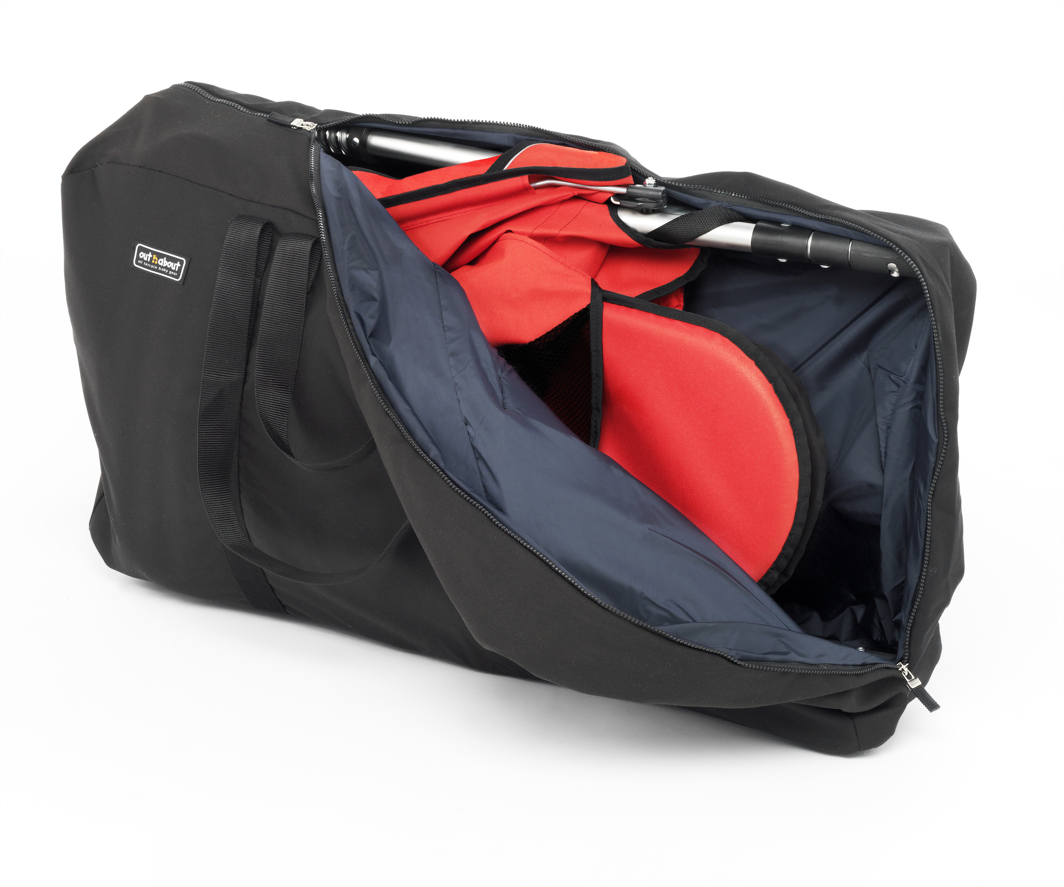 Out N About Nipper Double Travel Bag -0
